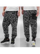 Just Rhyse Sweat Pant Network black