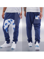 Just Rhyse Sweat Pant Palms indigo