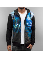 Just Rhyse Sweatvest Ace zwart