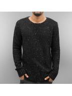 Just Rhyse Swetry Soft Knit czarny