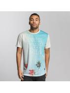 Just Rhyse T-paidat Santa Barbara sininen