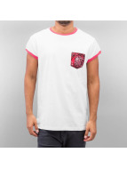 Just Rhyse T-Shirt Johan blanc