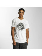Just Rhyse T-Shirt Wilde Side blanc
