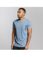 Just Rhyse t-shirt Big Lake blauw