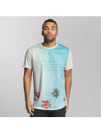 Just Rhyse T-Shirt Santa Barbara bleu