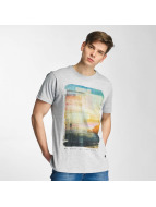 Just Rhyse T-Shirt Chiniak grau