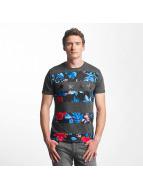 Just Rhyse T-Shirt Anchorage grau