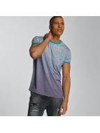 Just Rhyse T-Shirt Larsen Bay grau