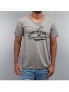 Just Rhyse t-shirt Monterey grijs