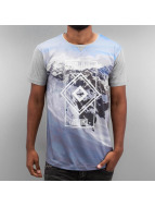 Just Rhyse T-Shirt Mountains gris