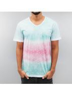 Just Rhyse t-shirt Melange groen
