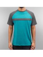 Just Rhyse T-Shirt Stripe grün