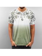 Just Rhyse T-Shirt Roses grün