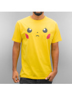 Just Rhyse T-Shirt Best Friend jaune