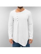 Just Rhyse T-Shirt manches longues Zyon blanc