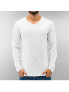 Just Rhyse T-Shirt manches longues Mesh blanc