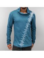 Just Rhyse T-Shirt manches longues Ron bleu