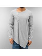 Just Rhyse T-Shirt manches longues Zyon gris