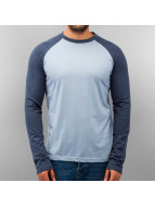 Just Rhyse T-Shirt manches longues 2 Tone indigo