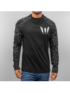 Just Rhyse T-Shirt manches longues Lightning noir