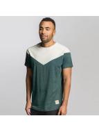 Just Rhyse t-shirt Jönköping olijfgroen