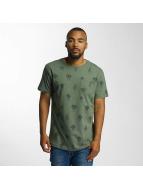 Just Rhyse t-shirt Cedarville olijfgroen