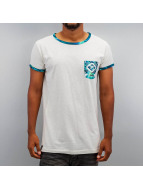 Just Rhyse T-Shirt Mesh weiß
