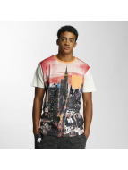 Just Rhyse T-Shirt The NYC City weiß