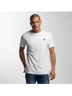 Just Rhyse T-Shirt Gasquet weiß