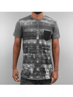Just Rhyse t-shirt Stars zwart