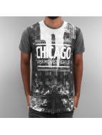 Just Rhyse t-shirt Chicago zwart