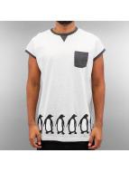 Just Rhyse T-Shirts Siegfried beyaz