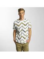 Just Rhyse T-Shirts Clear Creek beyaz