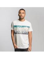 Just Rhyse T-shirts Long Beach hvid