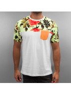 Just Rhyse T-Shirty Rose bialy