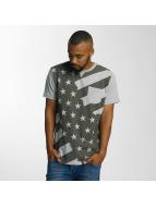 Just Rhyse T-skjorter Meadow Lakes grå