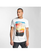 Just Rhyse T-skjorter Chiniak hvit