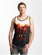 Just Rhyse Tank Tops Goleta оранжевый