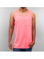 Just Rhyse Tank Tops Breast Pocket розовый