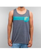 Just Rhyse Tank Tops Sheet grau