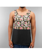 Just Rhyse Tank Tops 69 schwarz
