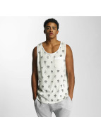 Just Rhyse Tank Tops Eagleville weiß