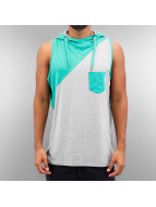 Just Rhyse Tanktop Robert grijs