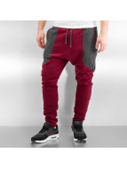Ted Sweat Pants Red/Antr...