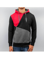 Three Tone Hoody Red...
