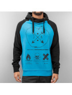 Toxic Hoody Blue/Black...