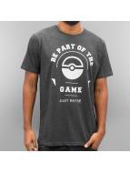 Trainer T-Shirt Anthraci...
