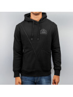 Triangle Hoody Black...