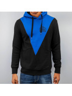 Triangle Hoody Black/Blu...