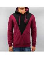 Triangle Hoody Black/Red...